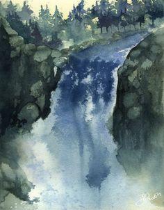 Waterfall by ~Jackin