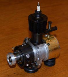 1939 Kratmo 10A Ignition Model Airplane Engine 10cc 57 Vintage German Motor | eBay