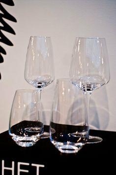 Magnors nyeste vin serie er også designet av Halvor Bakke. Funksjonelt og enkelt.