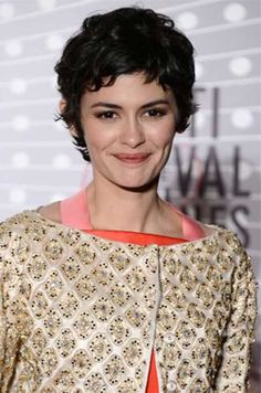 Cool Short Wavy Hairstyle