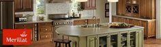 Merillat Cabinets Quality Cabinets, Kitchen Inspiration, Home Decor, Decoration Home, Room Decor, Home Interior Design, Home Decoration, Interior Design