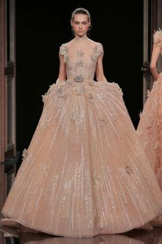 HAUTE COUTURE Ziad Nakad Spring/Summer 2017