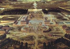 Pierre Patel: Versailles