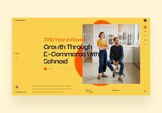 NYT Redesign Concept on Behance Creative Cv, Creative Design, App Design, Layout Design, Deck Design, Profile Website, Personal Resume, Desktop Design, Apps