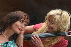Sandra Coelers en Marlon van Mook in Concert bij Kunsthuis Rosmalen op zaterdagavond 2 november 2013