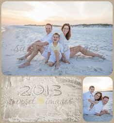 family beach pictures, sunset pictures, family poses, little girls, colorful family pictures, destin