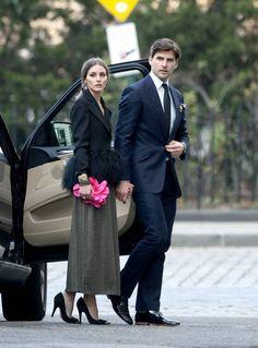 olivia palermo invitada boda vestido