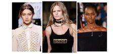From a neo-punk Nineties revival to preppy pearl necklaces and tiaras, take a look at the stand-out pieces that shone on the Fall/Winter 2016-2017 catwalks in New York.