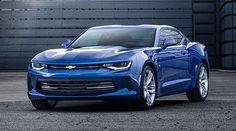 Chevrolet Camaro | Haute performance des voitures de sport | Chevrolet