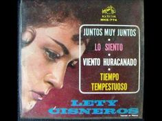 Lety Cisneros-lo siento