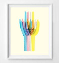 Cactus - Cactus Art - Cactus Poster - Desert Art - Desert
