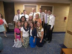 my district from the Missionary Training Center. I miss them!!
