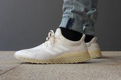 An On-Foot Look at the adidas Futurecraft | HYPEBEAST