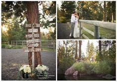 Rock Springs Ranch Bend OR Wedding