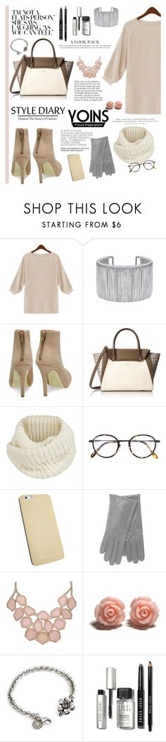 """""""Yoins6/8"""" by elmaimsirovic ❤ liked on Polyvore featuring Vince Camuto, Century Seven, Frency & Mercury, H&M, Anja, Sweet Romance, Bobbi Brown Cosmetics, women's clothing, women and female"""