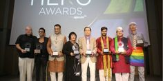 Asia's LGBTI heroes honored at awards night