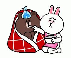 The perfect Brown Cony Sick Animated GIF for your conversation. Discover and Share the best GIFs on Tenor. Cute Couple Cartoon, Cute Love Cartoons, Cartoon Pics, Cute Cartoon, Gif Animé, Animated Gif, Winter Date, Gif Lindos, Cony Brown