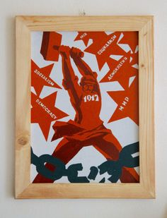 JUST SAY VINTAGE Collection  Hand painted signs  von SovietGallery