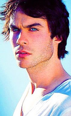 Ian Somerhalder | The Vampire Diaries. Oh my .... he's gorgeous