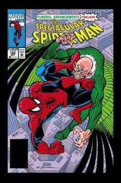 Marvel The Amazing Spider-Man Vs. the Vulture