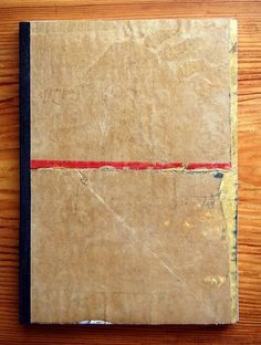 red line notebook $26