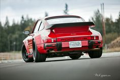 Porsche 930 Turbo.....filthy fast