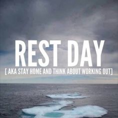 Day #6 30 Day Real Time Challenge REST DAY http://www.bodyrock.tv/2013/10/11/30-day-real-time-challenge-6/