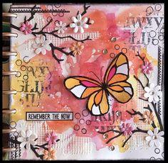 Mixed Media Cards, Beautiful Day, My Arts, Joy, Art Journals, Catalog, Wisdom, Peace, Colour