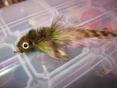 Easy Fly Tying Patterns | Easy Sculpin Pattern - The Fly Tying Bench - Fly Tying MXS