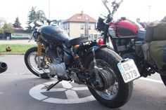 Yamaha XV 250 bobber