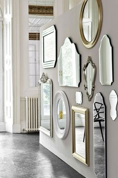 Mirrors at John Lewis - Hallway Design Ideas & Pictures – Decorating (houseandgarden.co.uk)