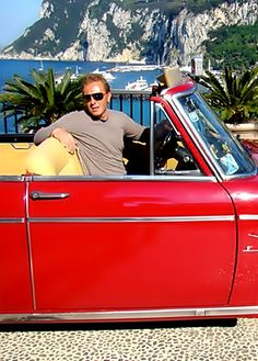 Taxi -  Capri - Tempo da Delicadeza