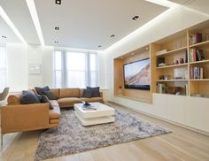 Bright apartment in Manhattan - http://www.decorationarch.com/decoration-ideas/bright-apartment-in-manhattan.html