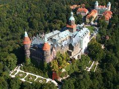 Książ – zespół rezydencjalny znajdujący się w Wałbrzychu w dzielnicy Książ, na terenie Książańskiego Parku Krajobrazowego, wchodzi także w skład Szlaku Zamków Piastowskich.