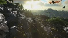ark survival evolved | ARK: Survival Evolved is Made With Oculus Rift in Mind - Introduction ...
