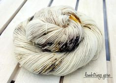 by Lambstrings on Etsy Yarn Inspiration, Hand Dyed Yarn, Yarn Colors, Sadie, Yarns, Spinning, Merino Wool, Sock, Fiber