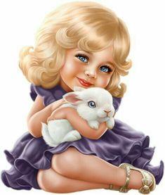 Clipart Baby, Baby Clip Art, Baby Art, Cartoon Clip, Little Designs, Cute Baby Girl, Cute Dolls, Cute Illustration, Cute Drawings