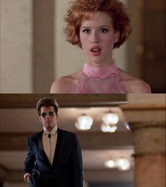 I LOVE Duckie! Pretty in Pink is one of my all time favorites!