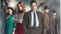 """See how a pathologist uses groundbreaking forensics to solve murders during the London Blitz On """"Murder on the Homefront"""" airing Wed., Jan. 28, at 8pm on CET Arts."""