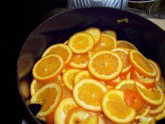 Anglický pomarančový džem (fotorecept) - recept | Varecha.sk Orange, Fruit, Food, Essen, Meals, Yemek, Eten