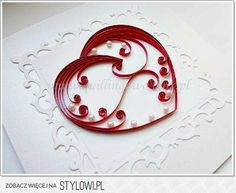 Quilling (Paper Filigree) na Stylowi.pl