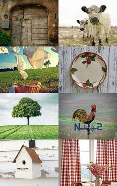 the countryside by Maureen on Etsy--Pinned with TreasuryPin.com