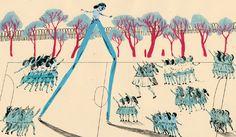 Illustration by Mari Kanstad Johnsen.