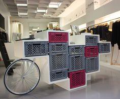 Pop up Shop | Pop up Store | Retail Design | Retail Display | Pop up shop, stuttgart