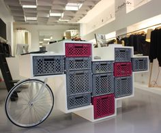 Glore Store by Markmus and Neoos Design  25 August 2011