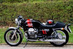 restyling moto guzzi