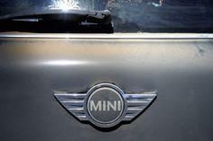 The badge that maximises your experience. #MINI #Closeup