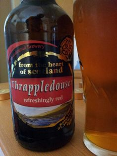 Thrappledouser by Inveralmond Brewery