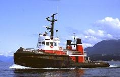 Seaspan Cutlass Coastal Tug