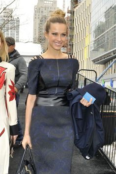 Petra Nemcova Photo - Petra Nemcova at Fashion Week in NYC